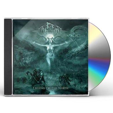 Manegarm LEGIONS OF THE NORTH CD