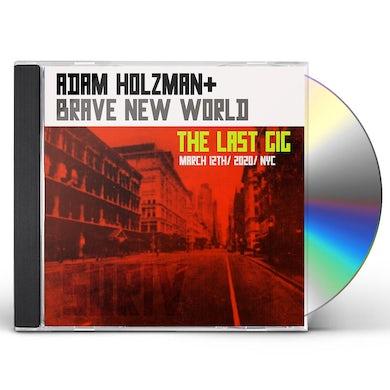 The Last Gig CD