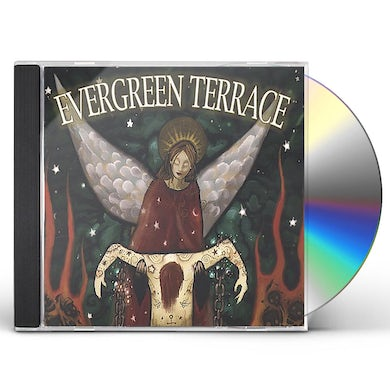 Evergreen Terrace LOSING ALL HOPE IS FREEDOM CD