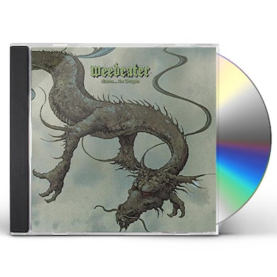 Weedeater JASON THE DRAGON CD