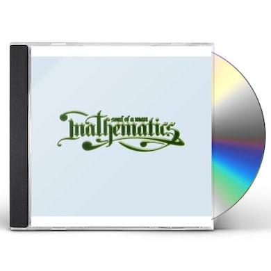Mathematics SOUL OF A MAN CD