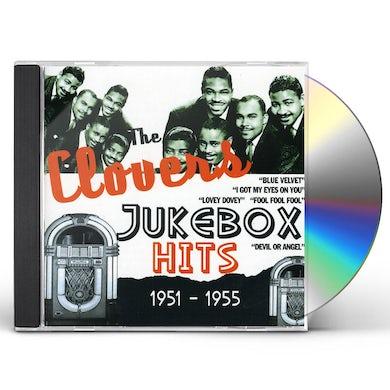 Clovers JUKEBOX HITS 1951-1955 CD