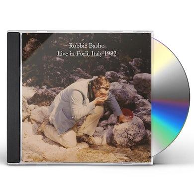 Robbie Basho LIVE IN FORLI CD