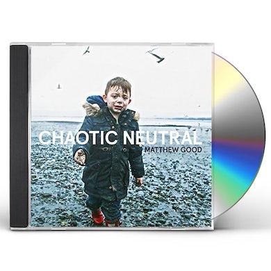 Matthew Good CHAOTIC NEUTRAL CD