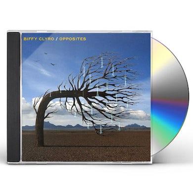 Biffy Clyro OPPOSITES: DELUXE CD