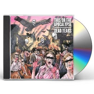 DEAD YEARS CD