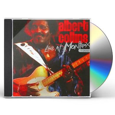 Albert Collins LIVE AT MONTREUX 1992 CD