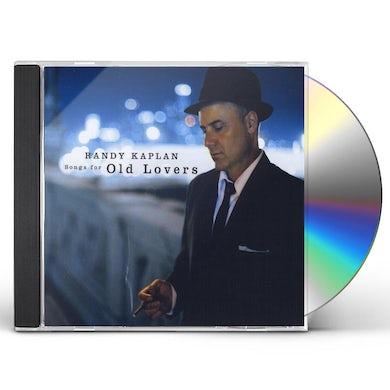 Randy Kaplan SONGS FOR OLD LOVERS CD
