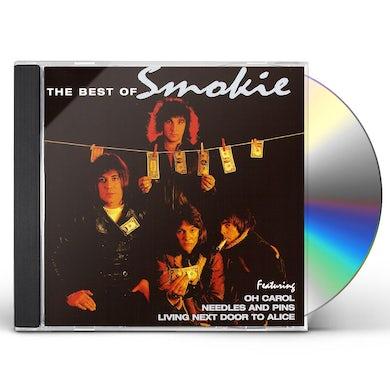 Smokie BEST OF CD