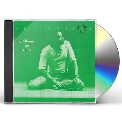 Al Jarreau WE GOT BY & GLOW CD
