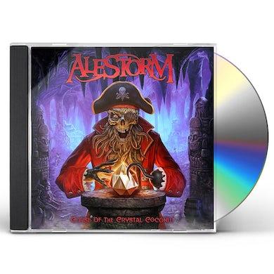Alestorm Curse Of The Crystal Coconut CD