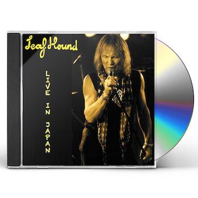 Leaf Hound LIVE IN JAPAN 2012 CD