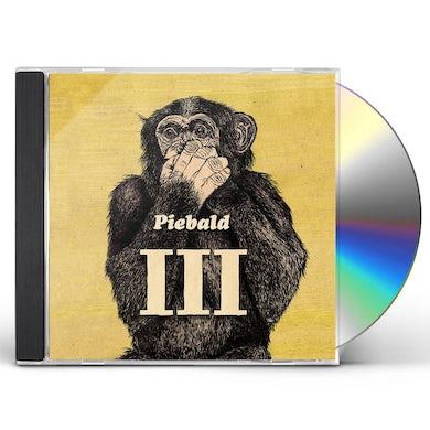 Piebald VOLUME 3 CD