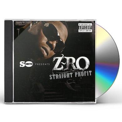 Z-Ro STRAIGHT PROFIT CD