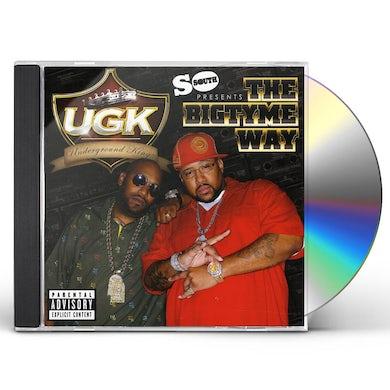 Ugk BIGTYME WAY CD