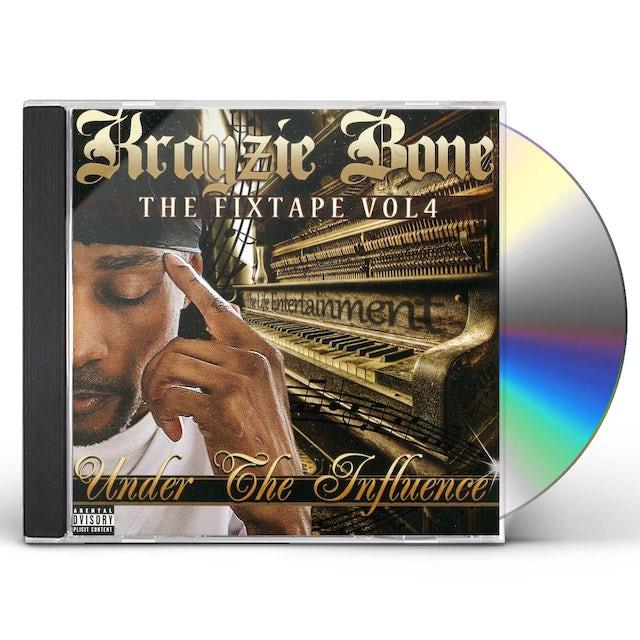 Krayzie Bone UNDER THE INFLUENCE CD