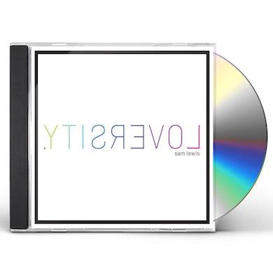 Sam Lewis LOVERSITY CD