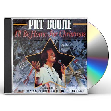 CHRISTMAS WITH PAT BOONE CD