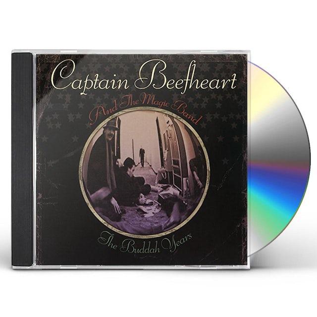 Captain Beefheart BUDDAH YEARS CD