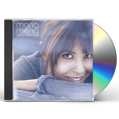 Maria Mena WHITE TURNS BLUE CD