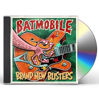 Batmobile BRAND NEW BLISTERS CD