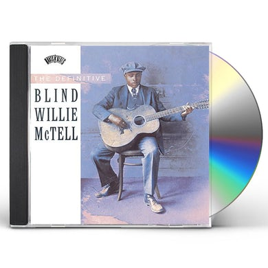 Blind Willie Mctell DEFINITIVE CD