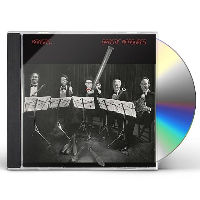 Kansas DRASTIC MEASURES CD