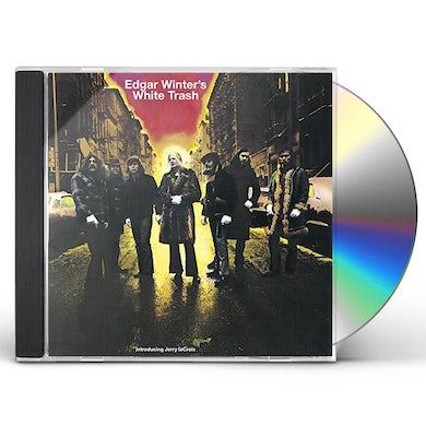 Edgar Winter WHITE TRASH CD