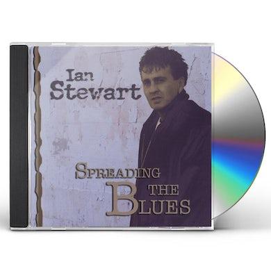 Ian Stewart SPREADING THE BLUES CD