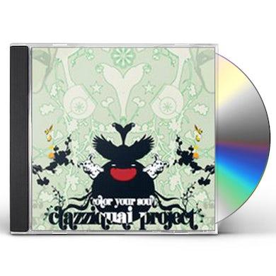 Clazziquai COLOR YOUR SOUL CD