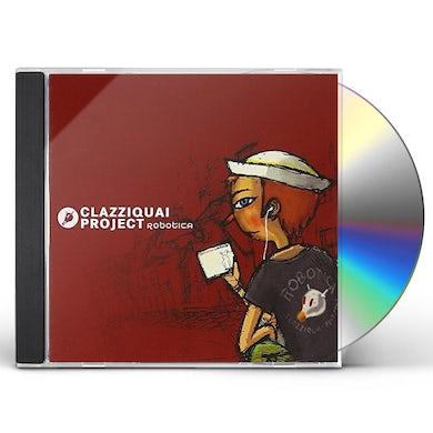 Clazziquai ROBOTICA CD