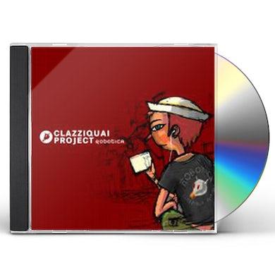 Clazziquai LOVE CHILD OF THE CENTURY CD