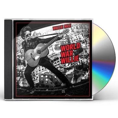 Willie Nile WORLD WAR WILLIE CD