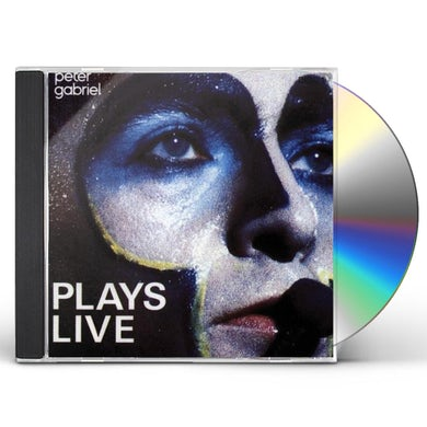Peter Gabriel PLAYS LIVE (2002 RE-MASTERED) CD