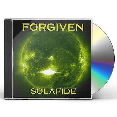 Forgiven SOLAFIDE CD