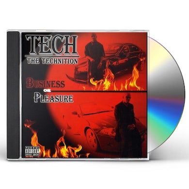 Tech the Technition BUSINESS OR PLEASURE CD