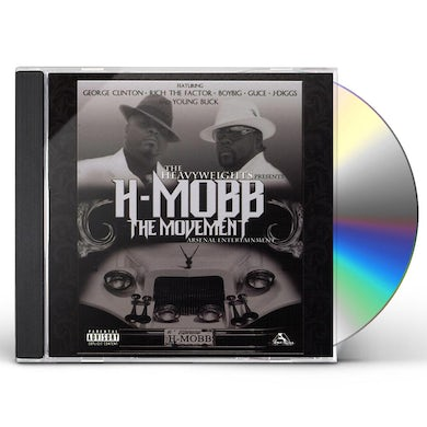 Heavy weights H-MOBB THE MOVEMENT CD