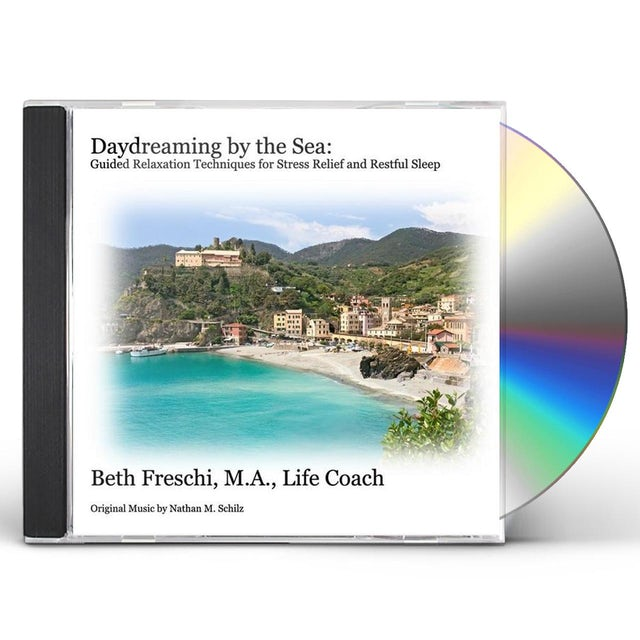 Beth Freschi DAYDREAMING BY SEA: GUIDED RELAXATION TECHNIQUES CD