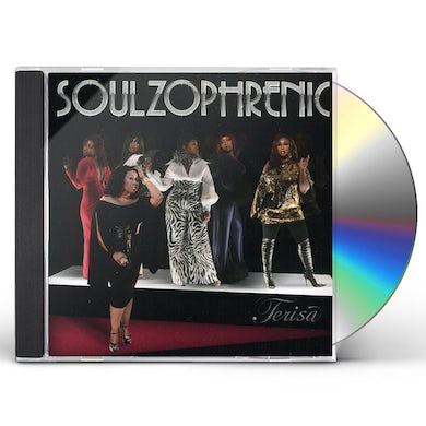 SOULZOPHRENIC: PERSONALITIES OF SOUL CD