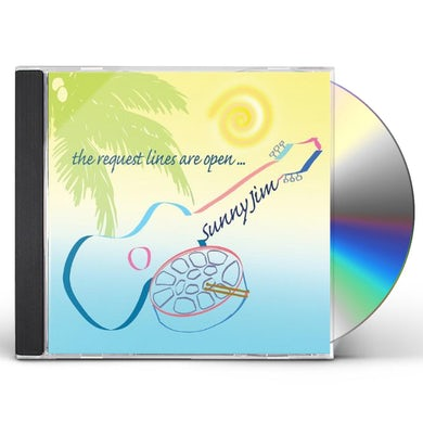 REQUEST LINES ARE OPEN CD