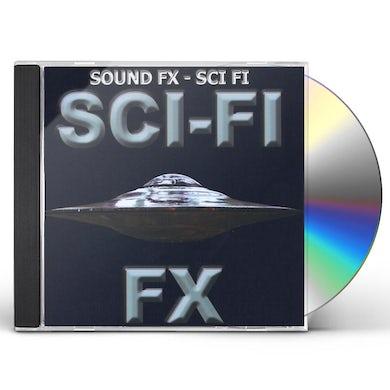 Sound FX SOUND EFFECTS - SCI-FI FX CD