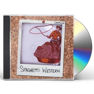 SPAGHETTI WESTERN CD
