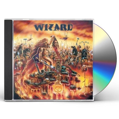 Wizard HEAD OF THE DECEIVER CD