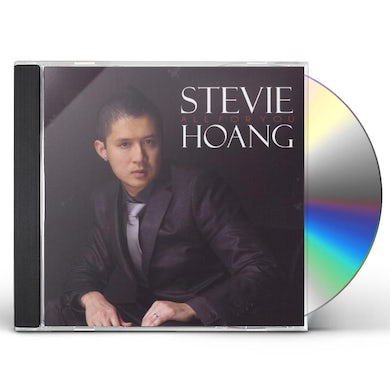 Stevie Hoang ALL FOR YOU CD