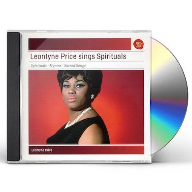 LEONTYNE PRICE SINGS SPIRITUALS CD