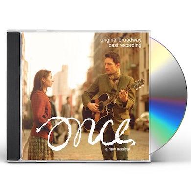 Original Cast  Once (OCR) CD