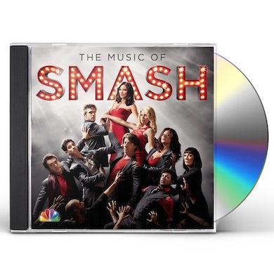 SMASH Cast MUSIC OF SMASH CD