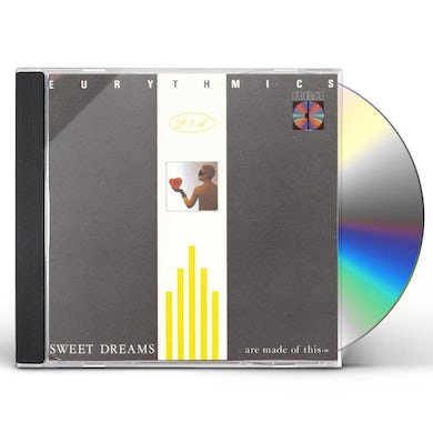 Eurythmics SWEET DREAMS (ARE MADE OF THIS) CD