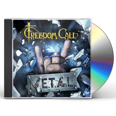 Freedom Call M.E.T.A.L. CD