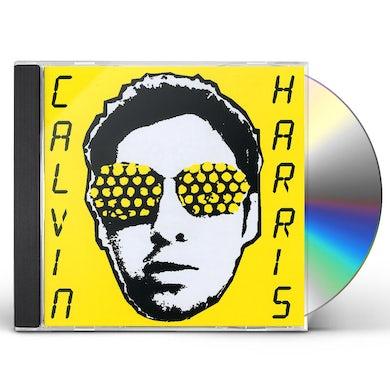 Calvin Harris I CREATED DISCO CD